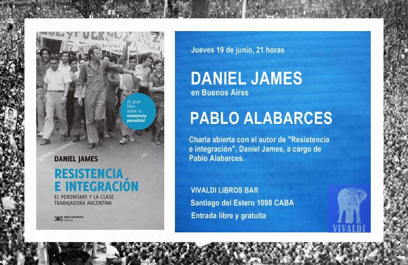James en Buenos Aires