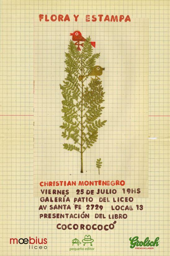 """Presentación de """"Cocorococó"""" de Didi Grau y Christian Montenegro"""